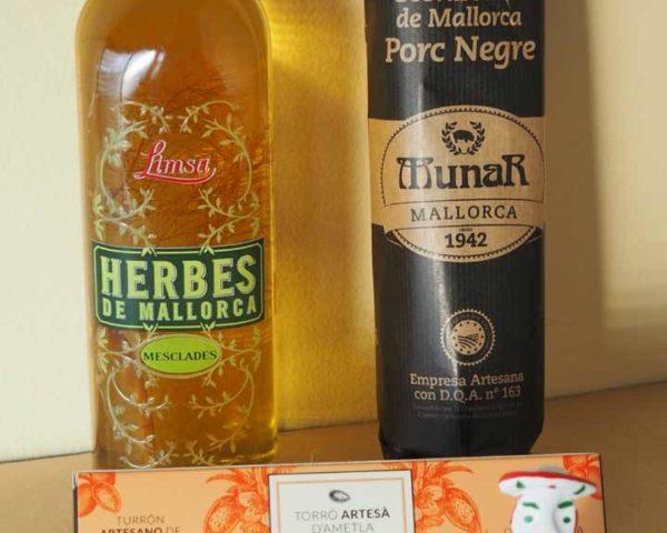 Productes de Mallorca-pack Mallorca 1