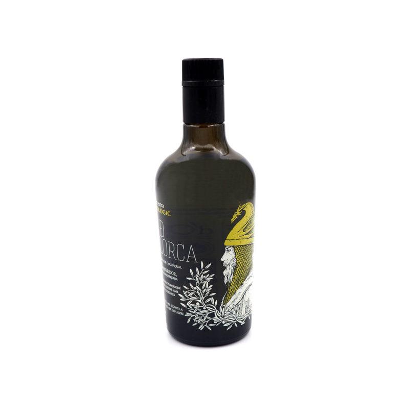 Aceite de Oliva Ecológico-Rey Jaume I