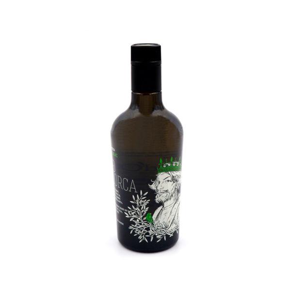 Aceite de oliva ecológico-Rey Sancho